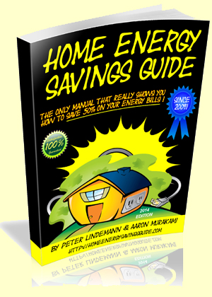 Home Energy Savings Guide by Peter Lindemann & Aaron Murakami